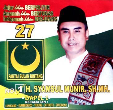 syamsul-munir-caleg-partai-bukan-biintang-mantan-ketua-pelajar-islam-indonesia-pii-lumajang